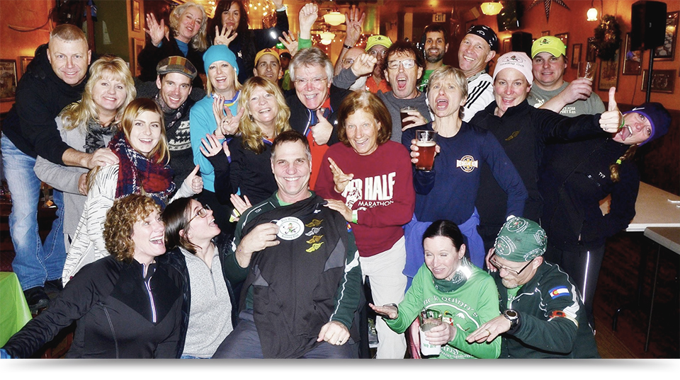 colorado springs runners, colorado springs running club, denver running club, pueblo running club, runner who drink, irish running club, colorado springs running group, jack quinns running club, jack quinns runners